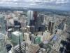 Торонто, вид с башни - CN Tower
